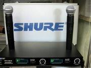 Микрофон Shure Lx88-III радиосистема 2 (беспроводных) микр Shure SM58( не рынок- важно!)