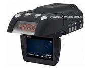 Анти ДПС Видеорегистратор+ Радар-детектор+ GPS информатор
