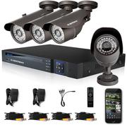 Продаем комплекты видеонаблюдения с доставкой во  все регионы России
