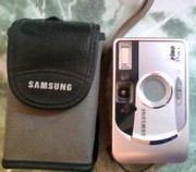 Фотоаппарат Samsung fino 35DLX